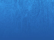 Wood texture on blue Royalty Free Stock Photo