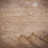 Wood texture. On brown background Stock Photo