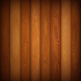 Wood texture brown and honey vertical background Stock Photos