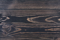 Wood texture. Brown panels. Stock Photos