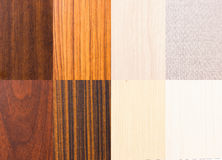 Wood texture collection royalty free stock photo