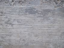 Wood texture concrete Stock Photography