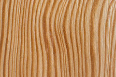 Wood Texture, Curved Lines Stock Image