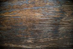 Dark Horizontal Curved Wood Texture Background royalty free stock photography