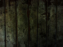 Wood texture in dark and scary arrangement Royalty Free Stock Photo