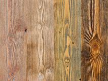 Wood texture in different colors Royalty Free Stock Images