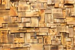 Wood Texture - Ecological Background close up. Stock Photos