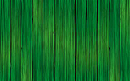 Wood texture,  Eps10 illustration. Natural Green Wooden Background. Royalty Free Stock Photo