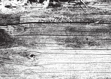 Wood texture. Fiber and crack Stock Images