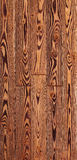 Wood texture of floor, larch parquet. Stock Photos