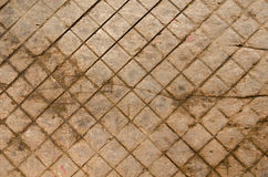 Wood texture. Floor squares on wood texture Royalty Free Stock Photos
