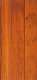 Wood texture of floor, Tigerwood parquet. Stock Image