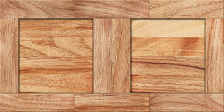 Wood Texture - Fragment of parquet floor Royalty Free Stock Images