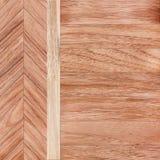 Wood Texture - Fragment of parquet floor Stock Photo