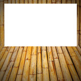 Wood texture frame of wall Royalty Free Stock Photos