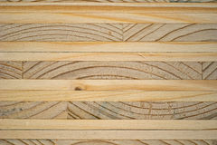 Wood texture. Glued wood as a background image Royalty Free Stock Photos