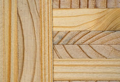 Wood texture. Glued wood as a background image Stock Photo
