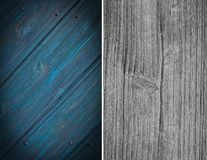 Wood texture. Lining boards wall. set. Wooden background. pattern. Showing growth rings royalty free stock image