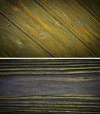 Wood texture. Lining boards wall. Wooden background. pattern. Showing growth rings. set royalty free stock image