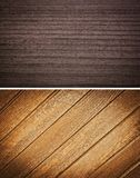 Wood texture. Lining boards wall. Wooden background. pattern Showing growth rings stock photography