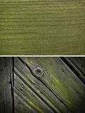 Wood texture. Lining boards wall. Wooden background. set. pattern. Showing growth rings royalty free stock image