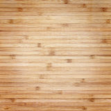 Wood texture with natural bamboo Royalty Free Stock Images