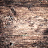 Wood texture. Natural Dark Wooden Back Stock Images