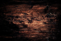 Wood texture / Natural Dark Wooden Royalty Free Stock Images