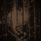 Wood texture. Natural Dark Wooden Background Royalty Free Stock Photo