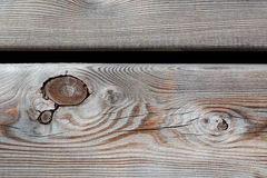 Wood texture with natural pattern. Aged wooden planks background. macro view Royalty Free Stock Images