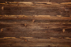 Wood texture with natural pattern. Top view, copy space Royalty Free Stock Photo