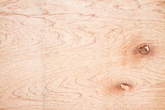 Wood texture with natural patterns. For background Royalty Free Stock Images