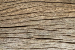 Wood texture with natural patterns. Royalty Free Stock Photography