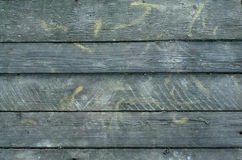 Wood texture with natural patterns Stock Photography