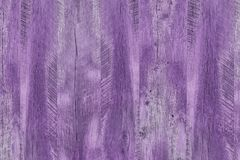 Wood texture with natural patterns, purple wooden texture. Royalty Free Stock Images