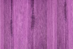 Wood texture with natural patterns, purple wooden texture. Stock Photography