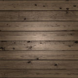 Wood texture. Texture of old boards. Vector illustration Stock Photos