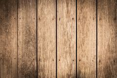 Wood texture. Old wood brown texture background stock images