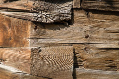 Wood texture. Old wood texture, good for background layer Royalty Free Stock Photo