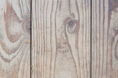 Wood texture, old natural boards without additional processing, are located vertically, the wood is damaged Stock Photo