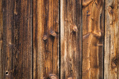 Wood texture old panels background Stock Photography