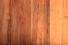 Wood texture. Old wood plank wall background of house.  stock photo