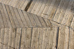 Wood texture. old planks. Royalty Free Stock Photography