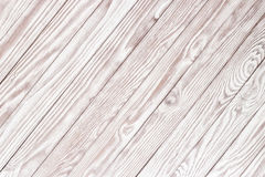 Wood texture painted with whitewash, empty wooden surface as a b Royalty Free Stock Image
