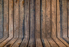Wood texture panel wall background Stock Photo