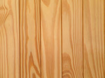 Wood Texture and Pattern of Light Brown Wooden Door Stock Photography