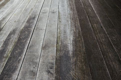 Wood texture plank grain background, wooden desk table or floor Royalty Free Stock Photos