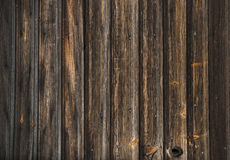 Wood texture plank grain background. Wooden desk table or floor, old striped timber board Royalty Free Stock Photography