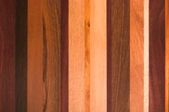 Wood texture plank grain background, wooden desk table or floor stock images