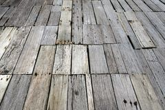 Wood texture plank grain background, wooden floor royalty free stock photos